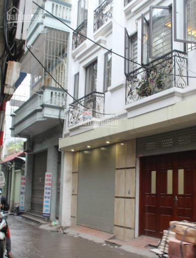 Bán nhà Bằng A, Hoàng Liệt, Hoàng Mai, 40m2, 4,5 tầng, full nội thất. LH 0965996722