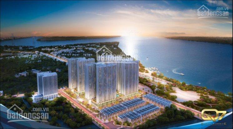Hưng Thịnh mở bán căn hộ Quận 7, tặng máy lạnh + vàng SJC + CK 21%, giá chỉ 1.6 tỷ/căn. 0978313503