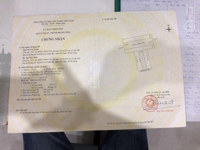 Cần bán 2 lô đẹp nhất đường Nguyễn Hữu Tiến