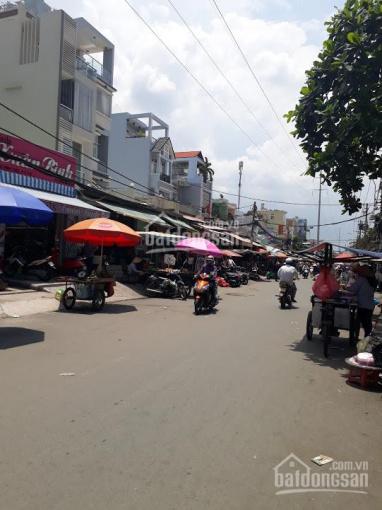 Bán nhà mặt phố tại Bùi Minh Trực, phường 5, Quận 8, Hồ Chí Minh