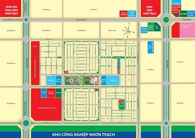 Mega City 2 - Kim Oanh Group, Đất vàng đô thị vệ tinh, Nhơn Trạch, Đồng Nai ảnh 0