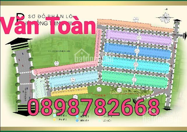 Bán đất mặt đường ĐT 734 bên cạnh chợ Phú Phong sổ riêng và thổ cư 100%, LH 0898782668