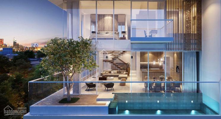 Serenity Sky Villas sở hữu biệt thự trên không tại quận quý tộc Sài Gòn. PKD: 0909 - 399 - 484