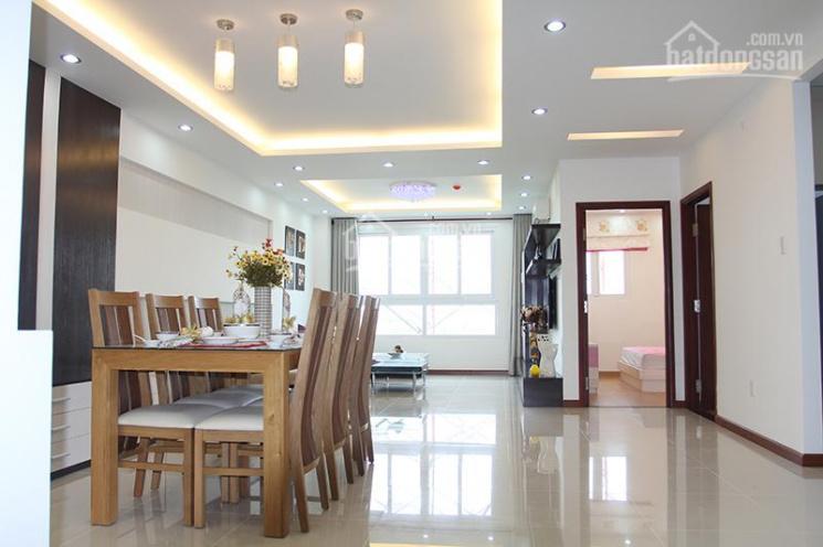 Chính chủ cần bán gấp căn góc CC Him Lam Nam Khánh, quận 8, DT 81m2, giá 2,1 tỷ, LH 0937934496