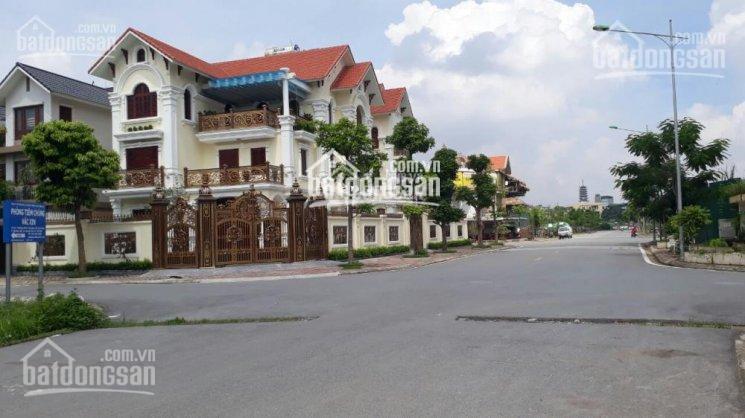 Biệt thự, nhà vườn và đất trống KĐT Trung Văn Hancic, DT: 105m2, 123m2, 129m2, 147m2, 160m2, 170m2