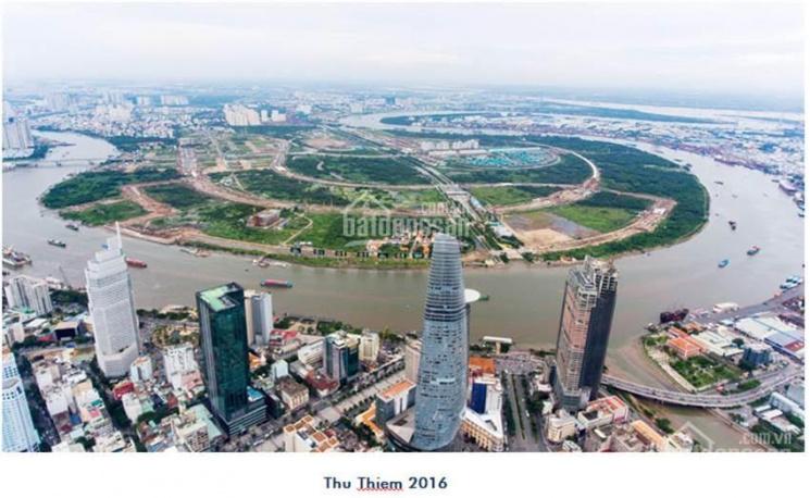 The Metropole Thủ Thiêm tận hưởng cuộc sống trọn vẹn chỉ 5 phút đến trung tâm quận 1. LH 0909743354