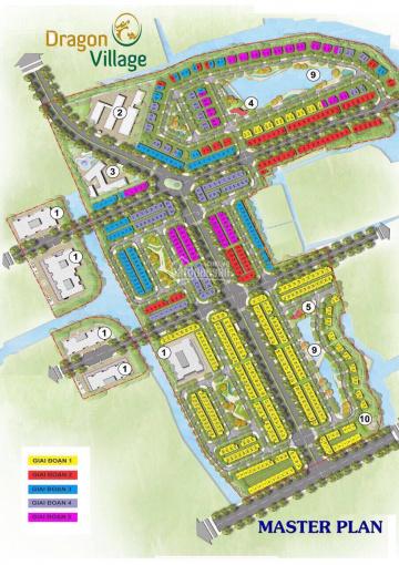 Chính chủ chuyển nhượng lô A40 view công viên Dragon Village, thỏa thuận DT 6x15m. LH: 0906.2341.69
