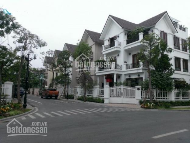 Biệt thự, nhà vườn KĐT Trung Văn Hancic, DT: 105m2, 123m2, 129m2, 147m2, 160m2, 170m2
