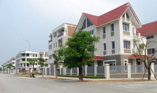 Bán biệt thự đơn lập 264m2 KĐT An Hưng, Hà Đông, Hà Nội, mặt đường 32m, SĐCC, LH 0987680099 Tâm