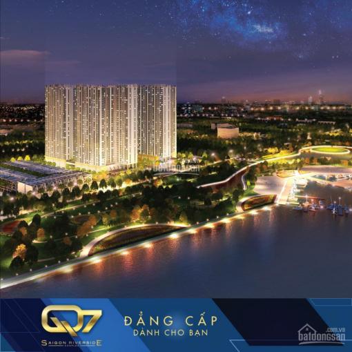 Mua căn hộ Quận 7 giá rẻ 1 tỷ 9/ căn 2PN, CK 3%-18% tặng thêm cặp vé đi Hồng Kông, LH: 0902520285