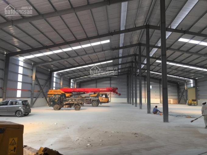 Cho thuê kho xưởng  1500m2, 2500m2, 5000m2 - 10.000m2 tại cụm CN Tân Quang, Văn Lâm, Hưng Yên ảnh 0