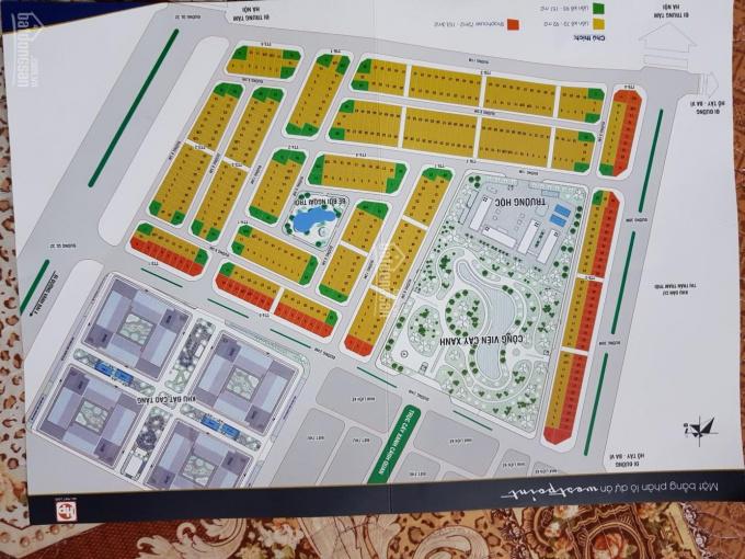 Bán nhà 3.5 tầng, 72m2 tại đô thị Nam 32 - Hoài Đức, Hà Nội. LHCC 0975 669 638 ảnh 0