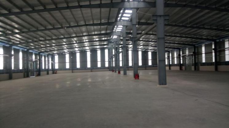 Cho thuê xưởng KCN Bàu Bàng, Bình Dương, diện tích nhà xưởng: 4.000m2
