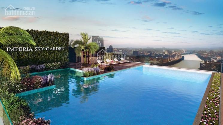 Imperia Sky Garden 423 Minh Khai chính thức ra bảng giá đợt cuối, chỉ 40tr/m2. CĐT 0968452627