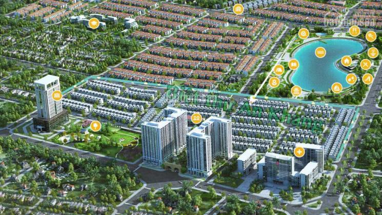 Bán suất ngoại giao lô góc biệt thự An Khang Villas, Nam Cường. Hotline 0914 102 166