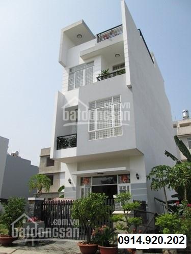 Bán nhà 1 trệt 2 lầu, giá 6,4 tỷ, khu DC Nam Long, P. Phước Long B, Quận 9