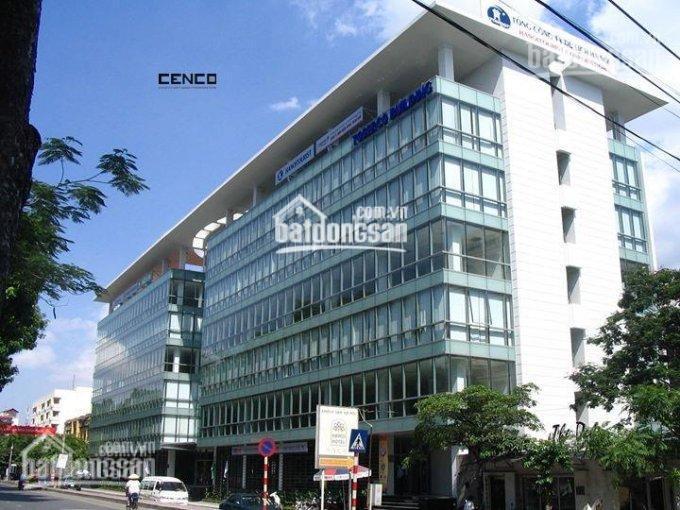 Cho thuê văn phòng Toserco Building tại 273 Kim Mã, Ba Đình. Lh 0967.563.166