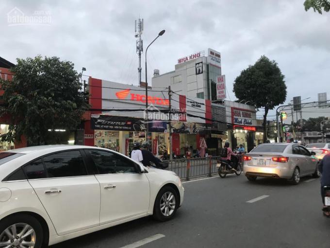 Cho thuê nhà 168 Quang Trung, Q. Gò Vấp DT: 10x25m 2L (hoặc thuê 5x25m 2L) gần Thiên Hoà- Coopmart
