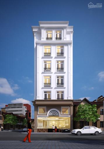 Chính chủ cho thuê tòa nhà xây mới 7 tầng, mặt tiền số 20, Dương Quảng Hàm, Gò Vấp