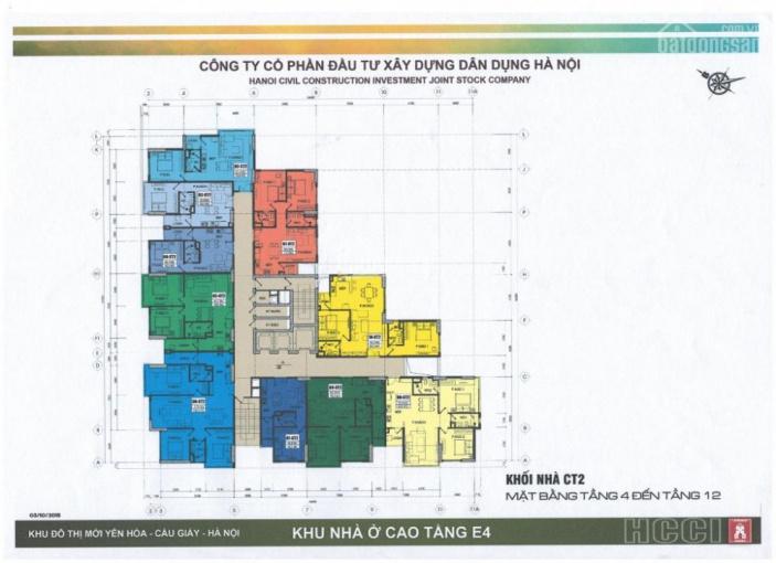 CĐT UDIC bán căn suất được cấp cho cán bộ - 42m2, 76m2, 83m2, 120m2, 150m2, 230m2, LH 08.456.999.22
