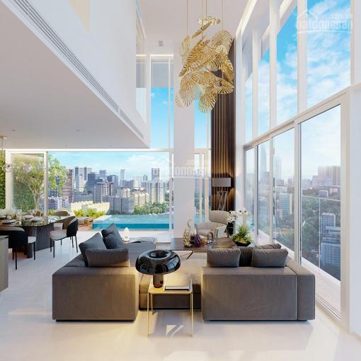 Bán căn hộ cao cấp trung tâm quận 3, Serenity Sky Villas