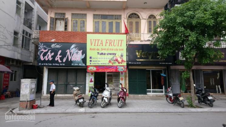 Sang nhượng cửa hàng nước ép trái cây tươi giá 37 triệu. DT 21 m2 phố Bà Triệu, Q. Hà Đông, Hà Nội
