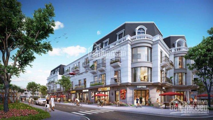 Bán căn P 2-9 shophouse Vincom Thái Nguyên, căn góc 2 mặt tiền, giá gốc chủ đầu tư, LH 0986853461