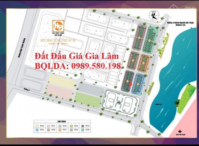 Cần bán lô góc đất 31ha Trâu Quỳ (Thuận An Vila Hải Phát) giá tốt LH: 0917161384