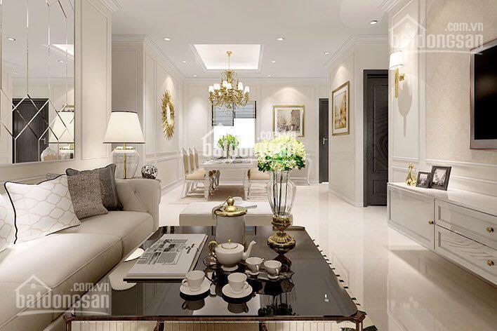 Chính chủ cho thuê căn hộ Vinhomes Central Park 135m2 3PN view sông nội thất Châu Âu: 0977771919