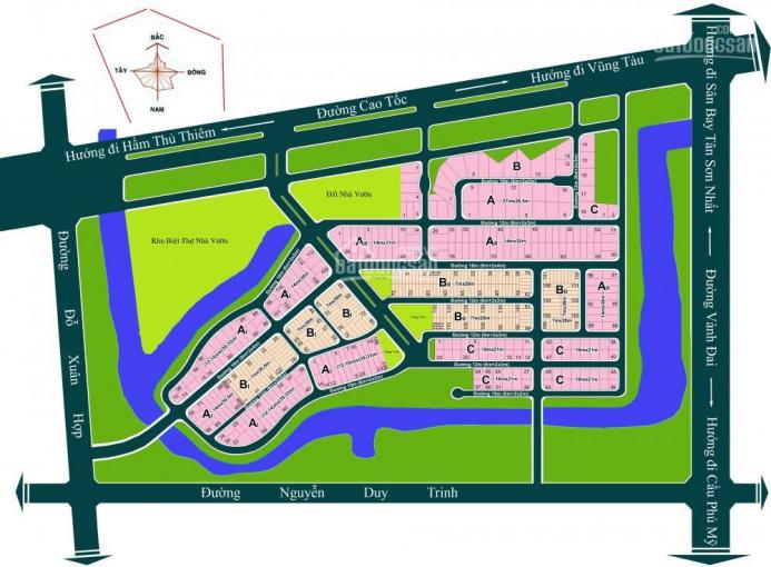 Bán đất dự án Bách Khoa, quận 9 ảnh 0