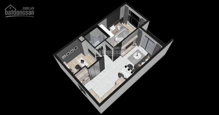 Nhận giữ chỗ, có hoàn tiền căn hộ Cộng Hòa Garden, giá 35tr/m2, cơ hội tuyệt vời để an cư và đầu tư