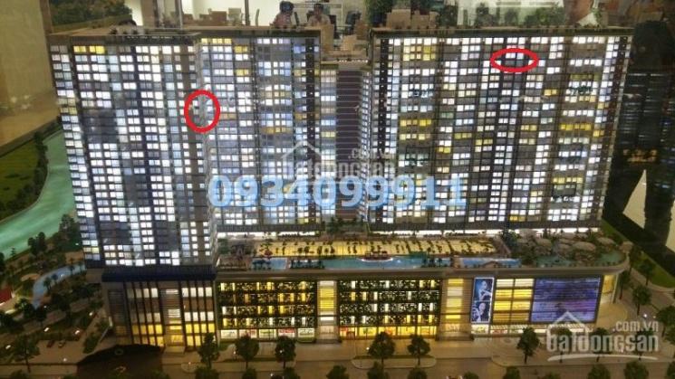 Chính chủ bán căn hộ Topaz Elite Dragon 2 (tầng cao, view đẹp, nhìn về hồ bơi và Q1). 0934099911