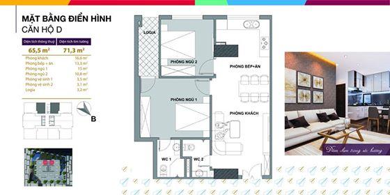 Cần bán gấp CC Startup Tower - 91 Đại Mỗ, DT: 65,5m2, tầng đẹp, giá thỏa thuận. LH: 0902121222
