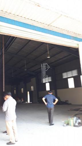 Kho xưởng cho thuê 1000m2 giá 50tr/th tại 968/382 Lê Văn Khương, Hiệp Thành, Q12, LH: 0916.226.179
