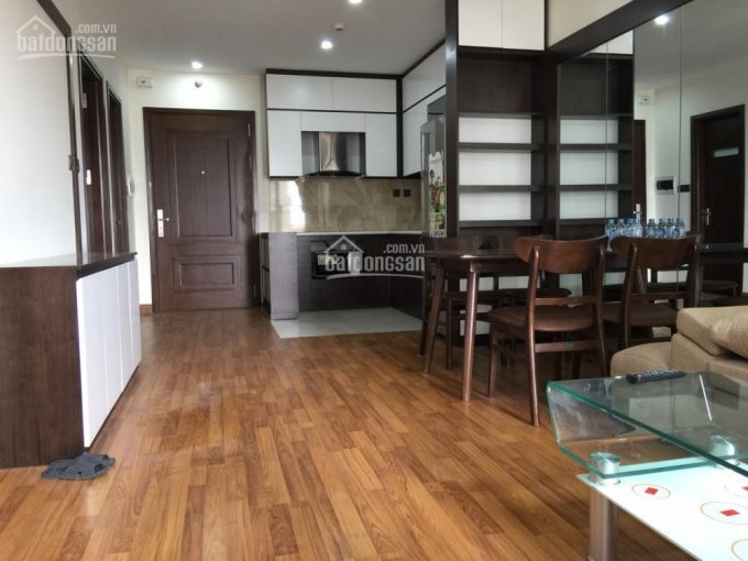 Cho thuê căn hộ 100m-2 phòng ngủ chung cư HH2 Bắc Hà đầy đủ nội thất giá 11 tr/th. LH: 0915.825.389