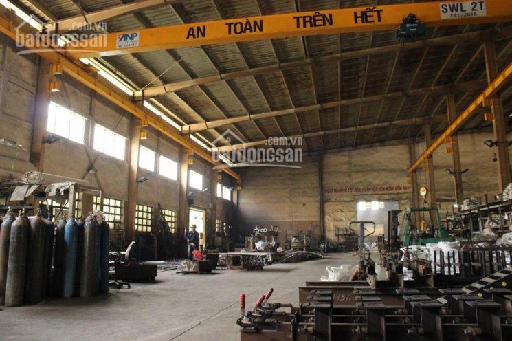 Cho thuê nhà xưởng dài hạn, DT 6.500m2, KCN Vĩnh Lộc A, huyện Bình Chánh, LH 0945.825.408 Mr. Long