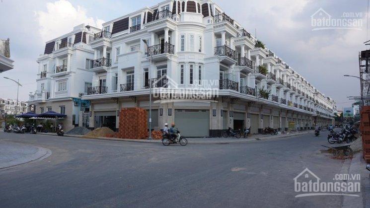 Cho thuê nhà KDC Cityland Hills Gò Vấp, nhà phố thương mại