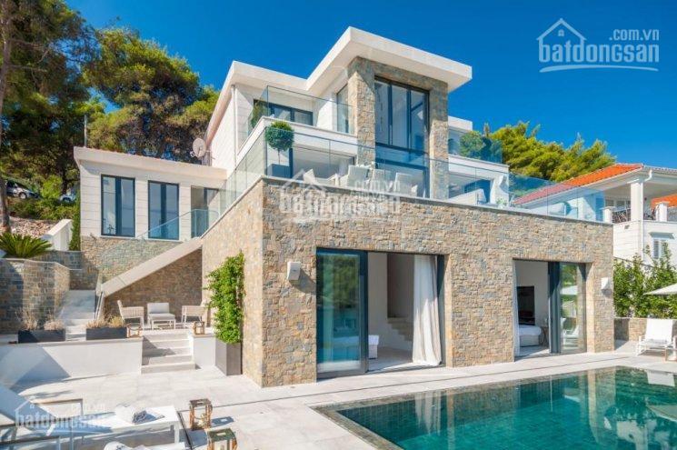 Bán biệt thự Vinhomes DT 368m2 căn góc view đẹp mới 100% bán 81.7 tỷ nhận nhà ngay, 0977771919