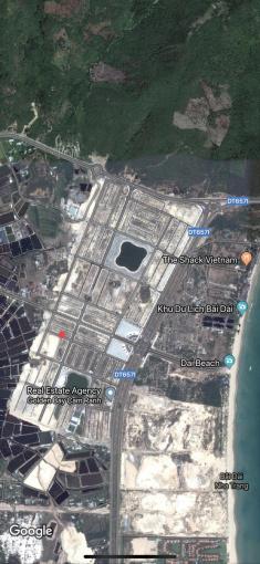 Bán nền đất 7x18m tại Golden Bay giai đoạn 1 Cam Ranh - Nha Trang, giá 14tr/m2, view công viên