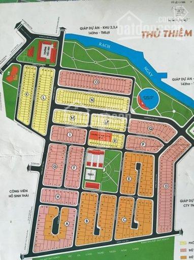 BT Huy Hoàng, Villa Thủ Thiêm, Phú Nhuận góc 2MT gần sông giá 60tr/m2 Đ20m giá 80tr/m2 200m2-600m2