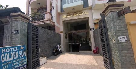 Định cư nước ngoài cần bán khách sạn 2 sao Golden Sun 20 đường Ngô Đức Kế, LH chính chủ 0977274544