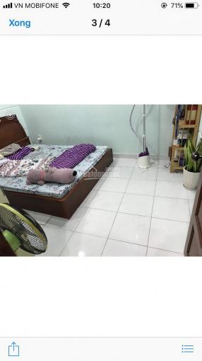 Cho thuê nhà nguyên căn hẻm 3,5m đường Quang Trung gần ngã 5 Chuồng Chó và điện máy Thiên Hòa, P10