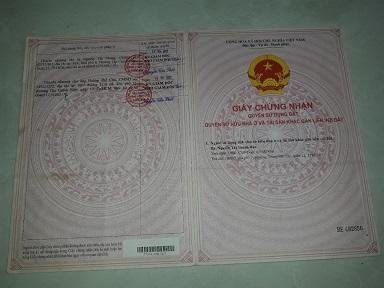 Chính chủ bán bất động sản để kinh doanh tại Nguyễn Ảnh Thủ - Thới Tam Thôn - Hóc Môn TP HCM