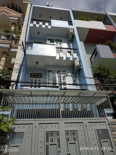 Nhà cho thuê hẻm 4m 301/ Cây Trâm, P8, Gò Vấp