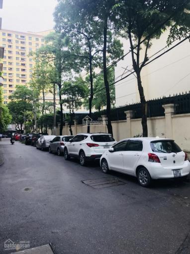 Bán nhà liền kề khu D, sau UBND quận Thanh Xuân, DT: 55m2, MT 4m, xây 5 tầng, giá: 8,5 tỷ