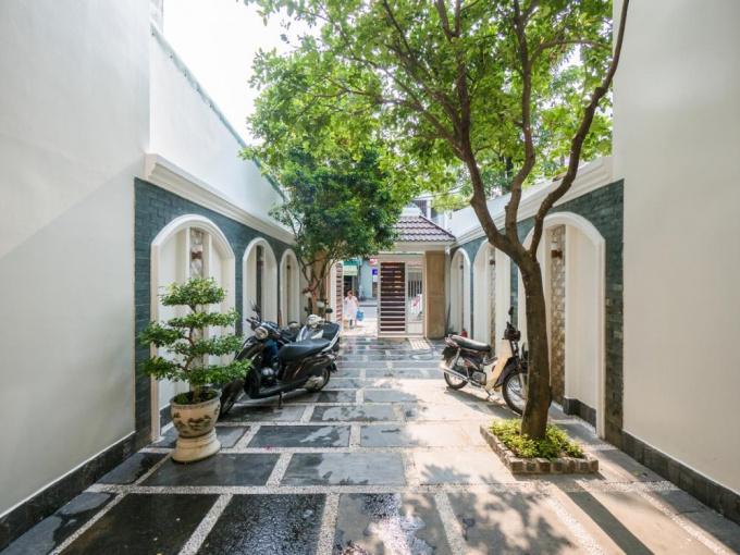 Chính chủ cho thuê nhà 3 mê lệch, mới, nội thất cao cấp, MT Nguyễn Tri Phương - LH: 0983641993