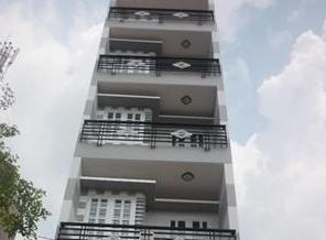 Cho thuê nhà 12/2 Thăng Long, P. 4, Tân Bình, 4x14m