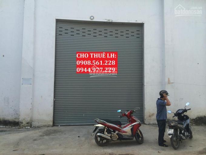 Cho thuê nhà xưởng 500m2 giá 22 tr/tháng, sắp hết hợp đồng, An Phú Đông, quận 12, LH 0944.977.229 ảnh 0