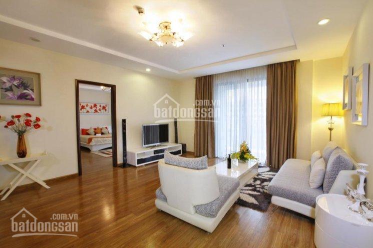 Căn hộ góc SĐCC tòa Green Park Dương Đình Nghệ 104m2, view đẹp, đủ nội thất, cần bán gấp