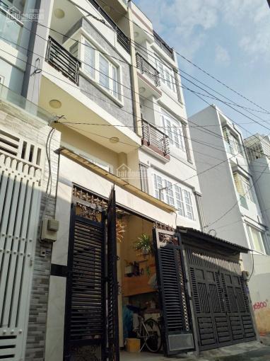 Nhà mới xây hẻm 1 sẹc cho thuê đường Thống Nhất, P10, Gò Vấp, giá rẻ, LH: 0903823348 (A. Trường)
